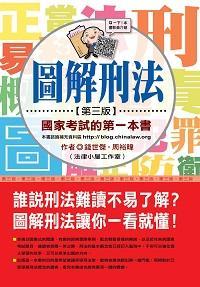 圖解刑法:國家考試的第一本書