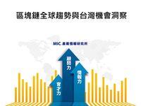 區塊鏈全球趨勢與台灣機會洞察