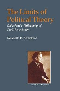 The limits of political theory:Oakeshott