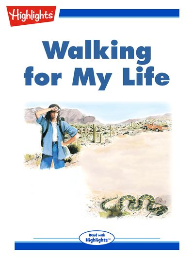 Walking for my life [有聲書]