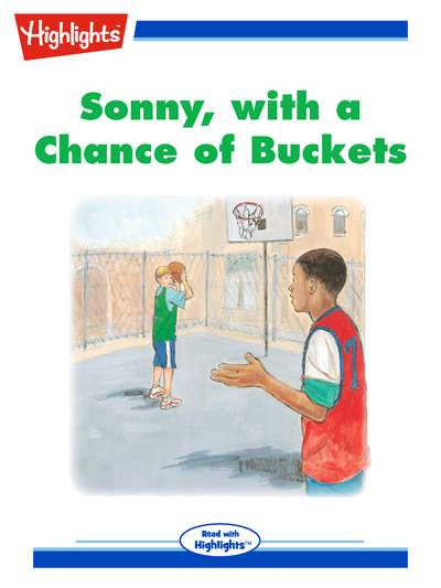 Sonny, with a chance of buckets [有聲書]