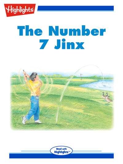The number 7 jinx [有聲書]