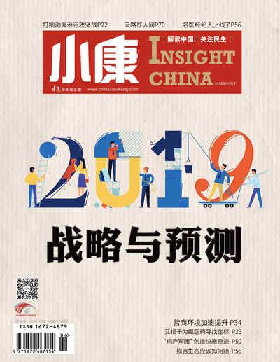 小康 [2019年2月下 總第371期]:戰略與預測