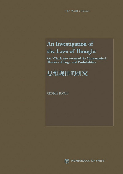 An investigation of the laws of thought:on which are founded the mathematical theories of logic and probabilities