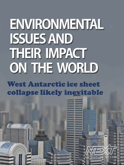 West Antarctic ice sheet collapse likely inevitable