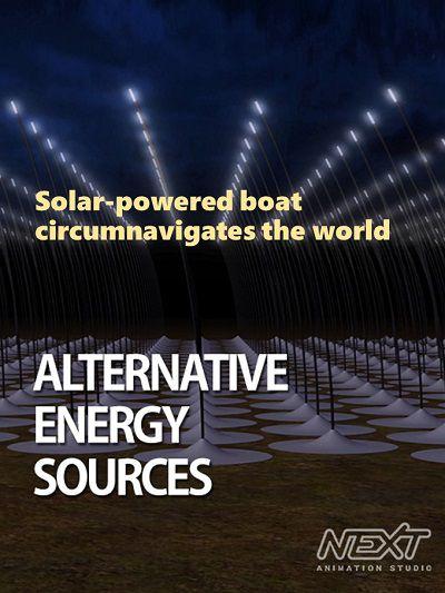 Solar-powered boat circumnavigates the world