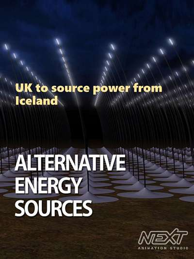 UK to source power from Iceland