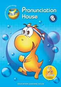 Learning House自然發音[有聲書]. 第6級