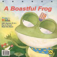 A boastful frog [有聲書]