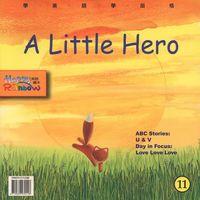 A little hero [有聲書]