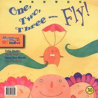 One, two, three[有聲書]:fly!