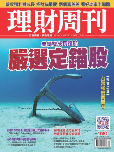理財周刊 2021/05/14 [第1081期]:嚴選定錨股