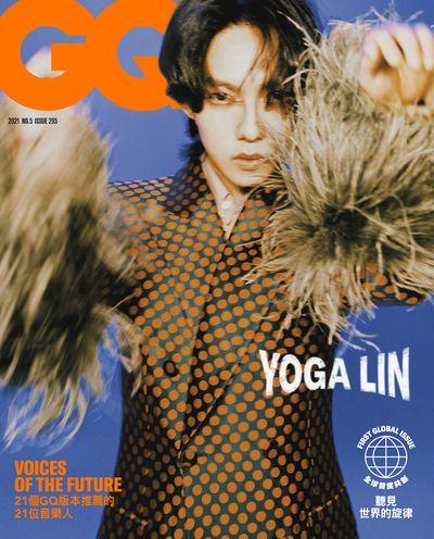 GQ瀟灑國際中文版 [ISSUE 295]:YOGA LIN