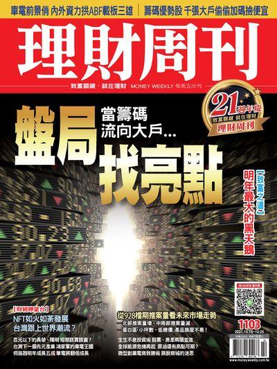理財周刊 2021/10/15 [第1103期]:盤局找亮點