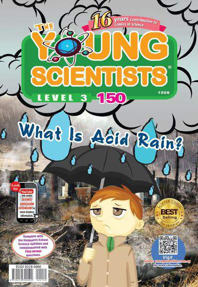 The young scientists. Level 3. 150